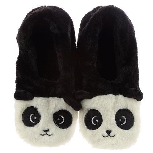 Toesties Heat Wheat Pack Warmer Slippers - Pandarama Novelty Gift