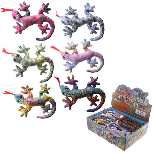 Cute Collectable Gecko Design Sand Animal Novelty Gift