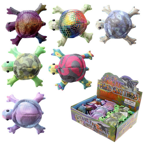Cute Collectable Turtle Design Sand Animal Novelty Gift