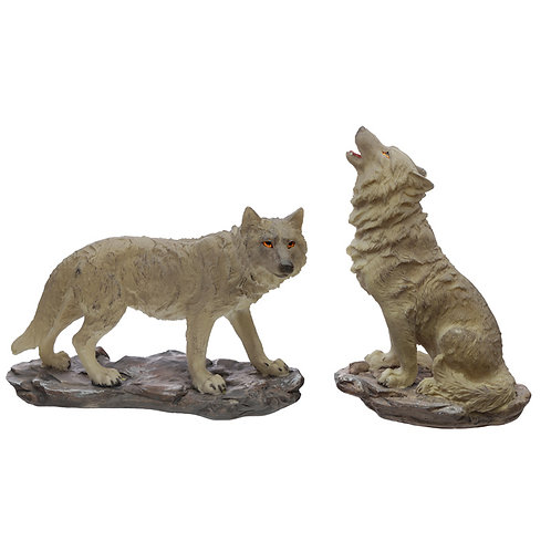 Wolf Figurine [ONE ONLY] Novelty Gift