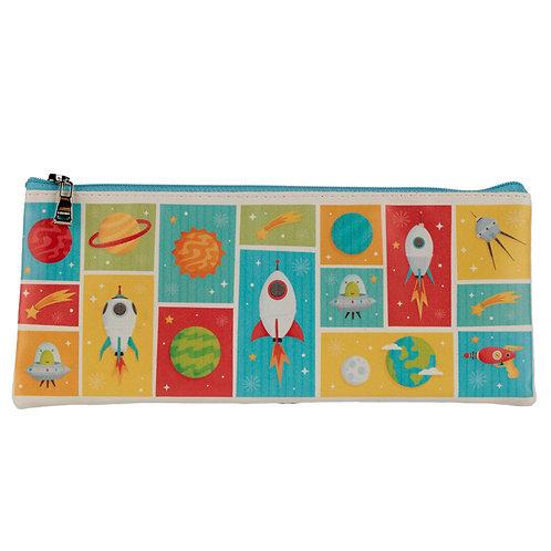 Fun  Pencil Case - Space Cadet Design Novelty Gift