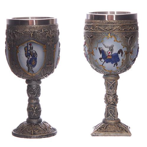 Decorative Fantasy Knight Goblet Novelty Gift