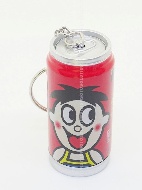 Soft Drink Can Pen Keychains ( Drink Milk)
