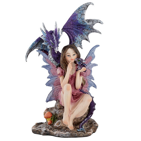 Woodland Spirit Fairy - Dragon Mother Novelty Gift