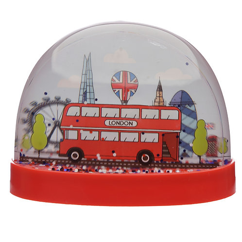 Collectable Snow Storm - London Icons Large Novelty Gift