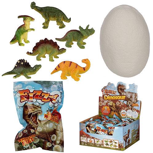 Fun Kids Fizzy Dinosaur Egg Novelty Gift