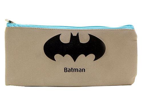 Batman Pencil Case (Grey)