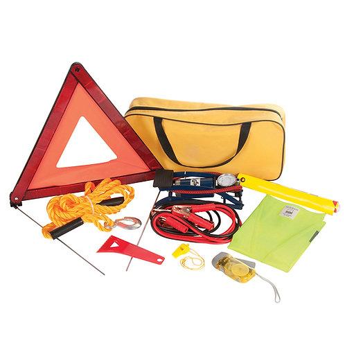 Silverline Car Emergency Kit 9pce | DIY Bargains