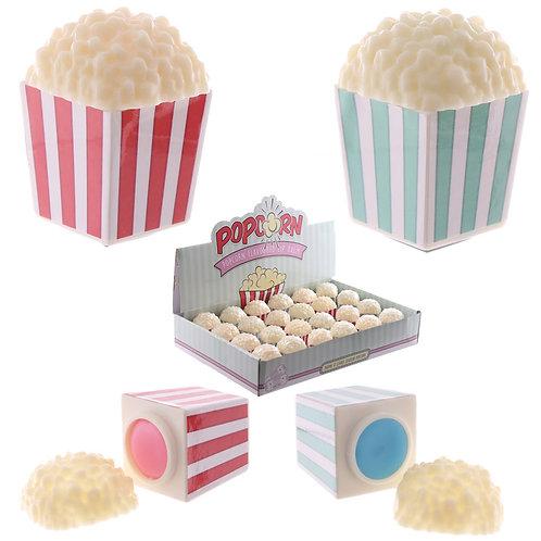 Funky Lip Balm - Popcorn Holder Novelty Gift [Pack of 1]