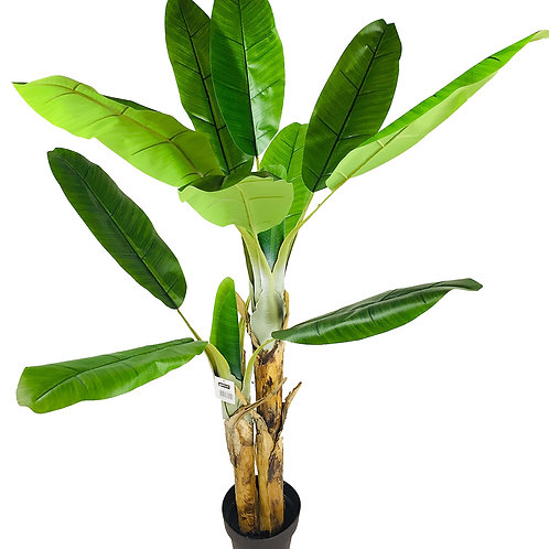Artificial Banana Tree 140cm Shipping furniture UK