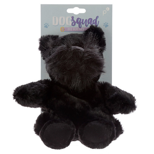 Cute Scottie Dog Microwavable Heat Wheat Warmer Pack Novelty Gift