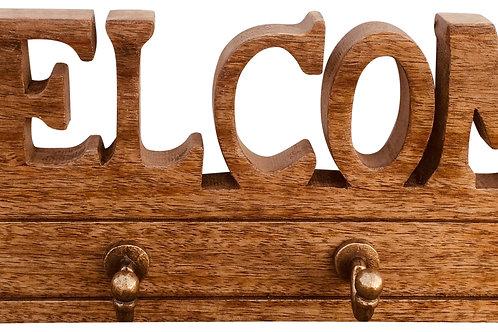 Welcome Coat Hook Shipping furniture UK