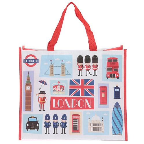 Fun London Guardsman Durable Reusable Shopping Bag Novelty Gift