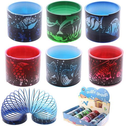 Fun Novelty Sealife Magic Spring Novelty Gift