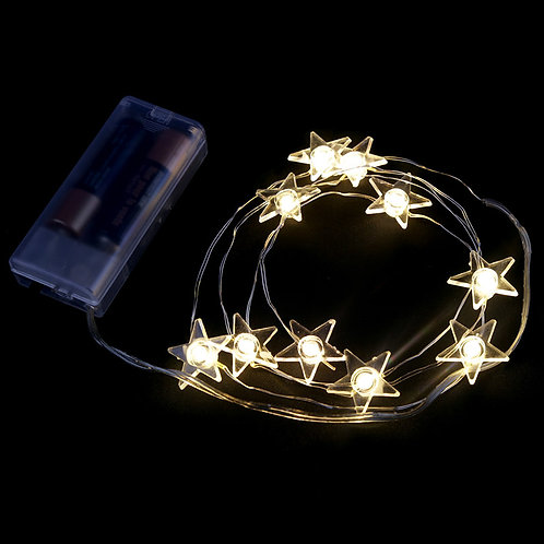 Party Novelty decoration LED Light String - Stars