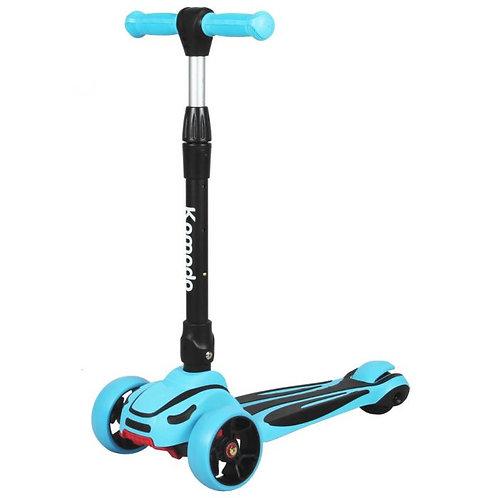 3 Wheel Scooter - Blue   Home Essentials UK