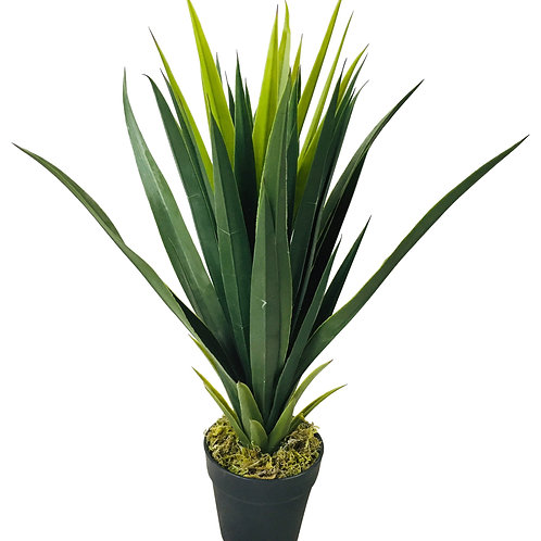 Artificial Yucca Plant 62cm Shipping furniture UK