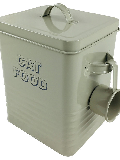 Cat Food Storage Container 26cm Shipping furniture UK