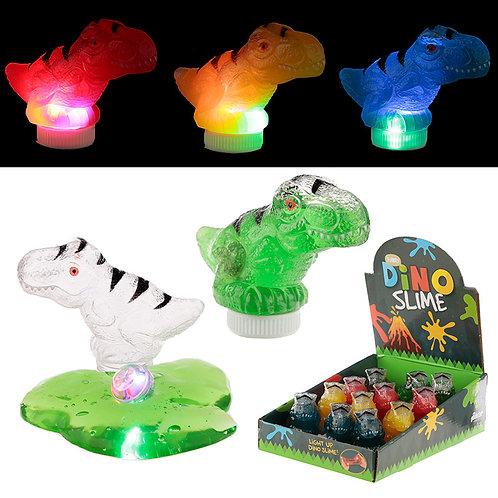 Fun Kids Light Up Dinosaur Slime Novelty Gift