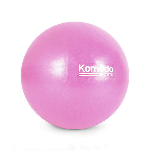 23cm Exercise Ball - Pink | Home Essentials UK