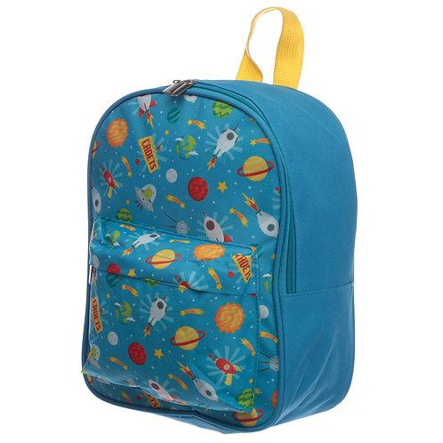 Handy Kids School & Everyday Rucksack - Retro Space Cadet Novelty Gift