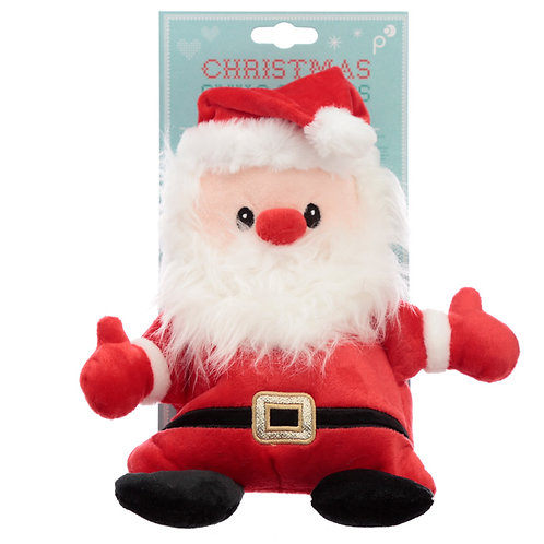 Christmas Santa Microwavable Heat Wheat Pack Novelty Gift