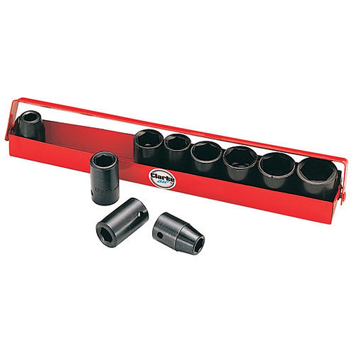 Clarke CAT37B 11 Piece Impact Metric Socket Set | DIY Bargains