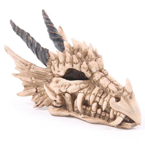 Fantasy Dragon Skull Money Box Novelty Gift