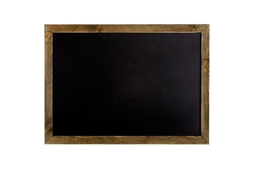 Wooden Edge Blackboard 71 x 50 x 1 cm Shipping furniture UK