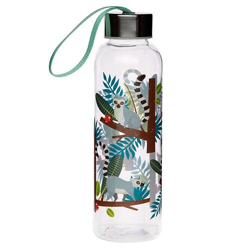 Fun Lemur Spirit of the Night 500ml Bottle with Metallic Lid Novelty Gift