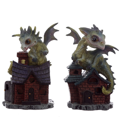 Cute Baby Sweet Dreams Dream Protector Dragon Figurine Novelty Gift