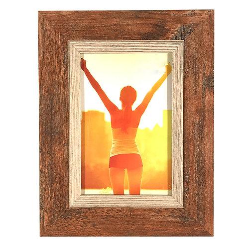 Wooden Photo Frame Natural 10 X 15 Shipping furniture UK