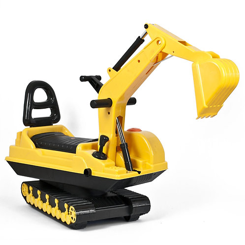 Childrens Ride on Excavator / Digger | Home Essentials UK