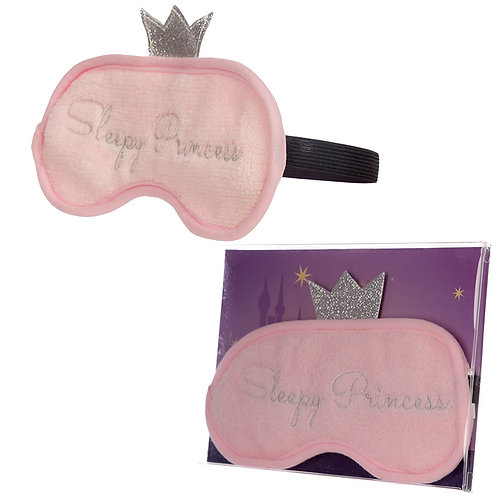 Handy Eye Mask - Cute Princess Design Novelty Gift