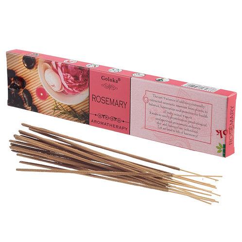 Goloka Incense Sticks - Rosemary Novelty Gift