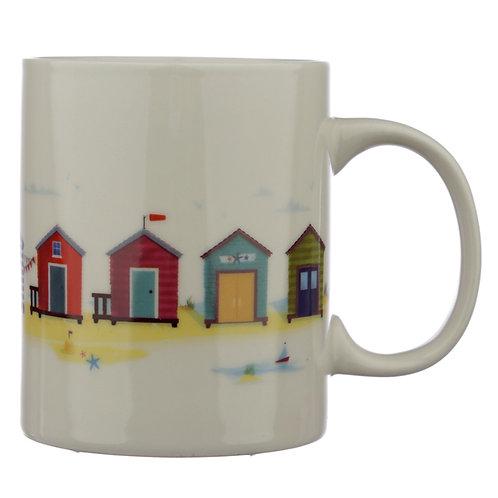 Collectable Porcelain Mug - Portside Seaside Novelty Gift