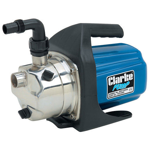 "Clarke SPE1200SS 1"" Self Priming Stainless Steel Pump 