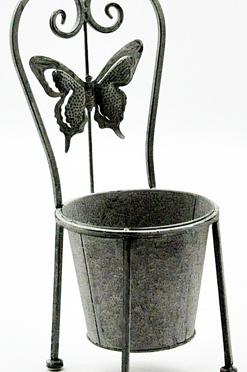 Lead Colour Planter 48cm Shipping furniture UK