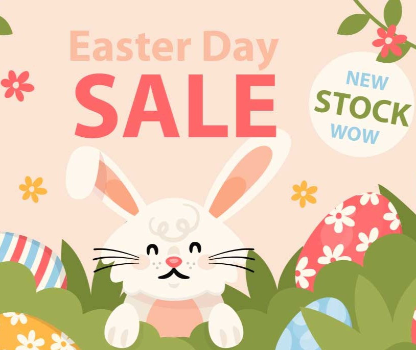 Yhon Soto Store Easter 2021 offers