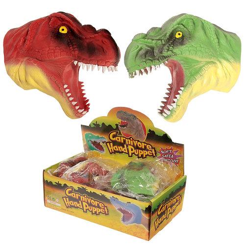Fun Kids Dinosaur Hand Puppets Novelty Gift