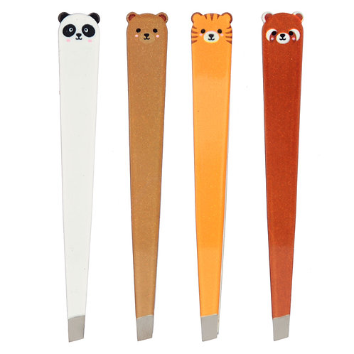 Fun Cutiemals Animal Design Tweezers Novelty Gift