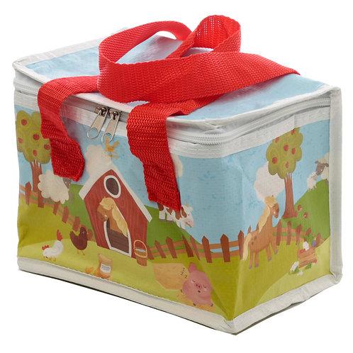 Bramley Bunch Farm Lunch Box Cool Bag Novelty Gift