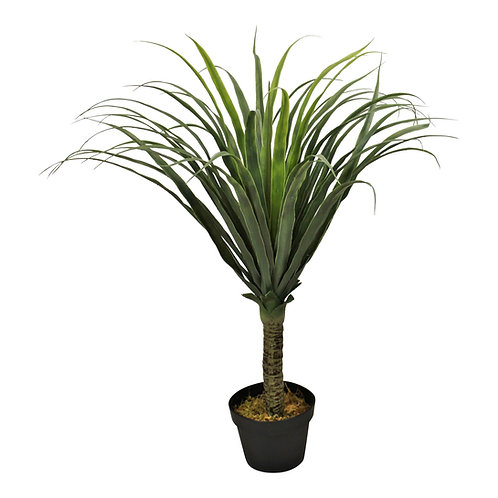 Artificial  Yucca Plant, 90cm Shipping furniture UK