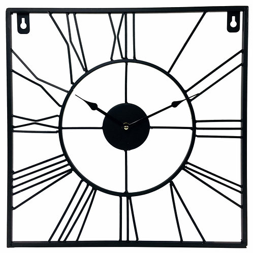 Roman Numeral Clock 40cm Shipping furniture UK