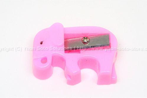 Pink Elephant Pencil Sharpener