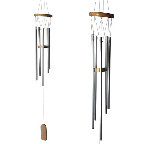 Decorative Metal Garden Wind Chime 77cm Novelty Gift