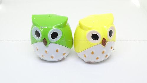 Cute School Accessories Mini Owl Pencil Sharpener [Pack of 1]