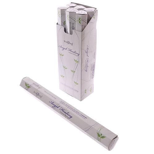 Angel Healing Stamford Hex Incense Sticks Novelty Gift