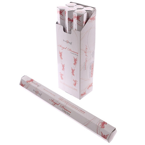 Angel Dream Stamford Hex Incense Sticks Novelty Gift