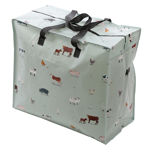 Fun Practical Laundry & Storage Bag - Willow Farm Novelty Gift